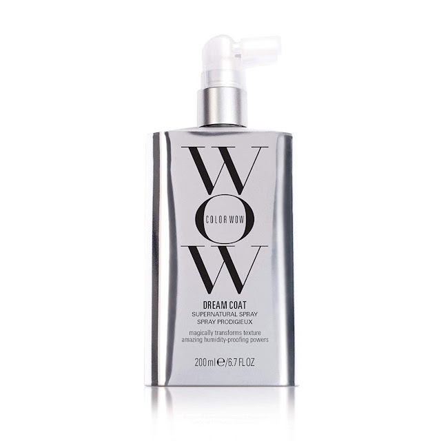 Color WOW Dream Coat Supernatural Spray anti-humidity prevents frizz