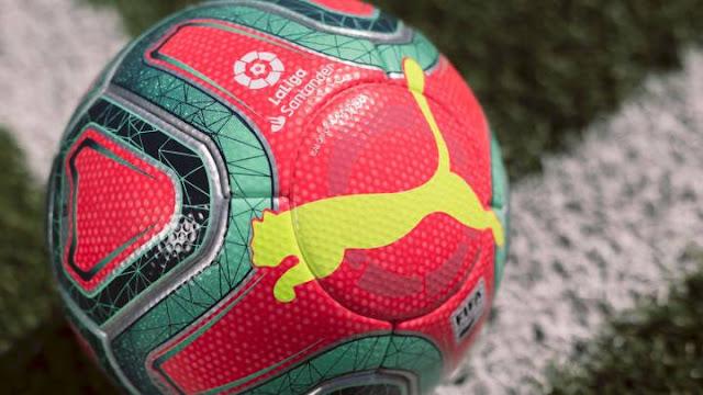 nuevo balón laliga