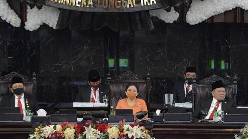 Puan Maharani Dinilai Berhasil Pimpin DPR