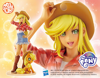 Kotobukiya Applejack Bishoujo Statue Now Available for Pre-Order!