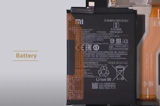Redmi Note 10 Pro / Max- بطارية