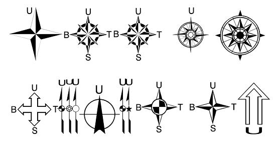 Modifikasi North Arrow pada ArcMap