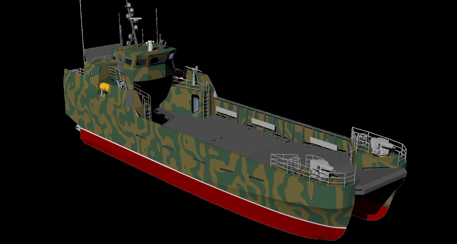 Десантний катер Тайпан