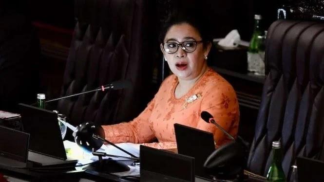 Momen Ketua DPR Matikan Mikrofon Anggota yang Protes RUU Cipta Kerja