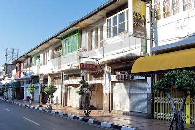 Jl. Braga Bandung Sekarang