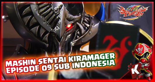 Mashin Sentai Kiramager Episode 09 Subtitle Indonesia