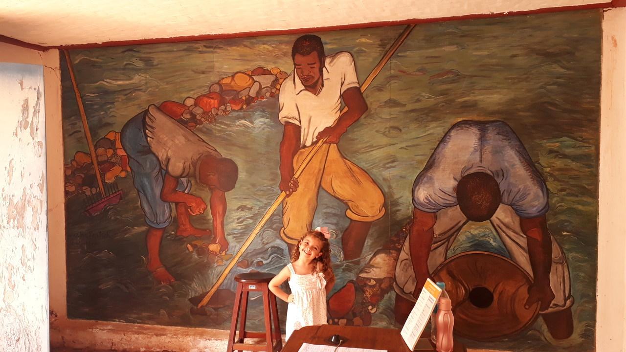 Museu do Ouro - O que fazer em Sabará - visitar os Museus