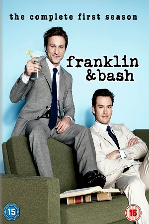 Franklin & Bash Season 2 English Download 480p All Episodes HDTV