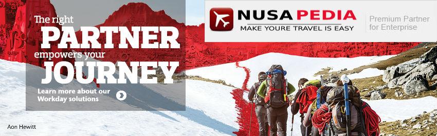 NusaPedia As Travel Consultant