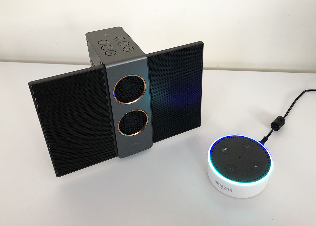 how to connect echo dot to bluetooth speaker