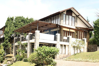 Villa Blok X 4 B Lembang : VIB  1 Kamar