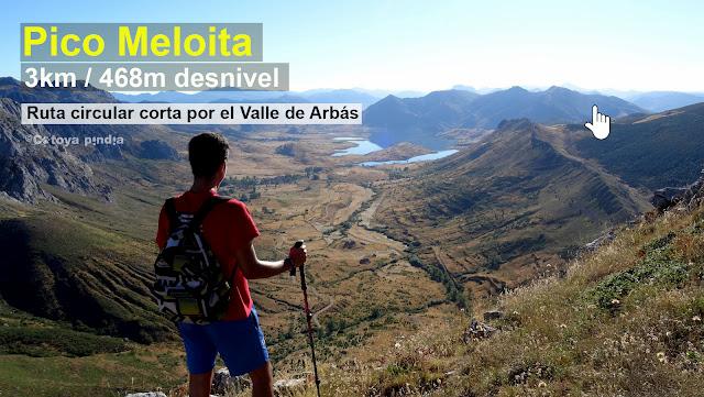 Ruta al Pico Meloita