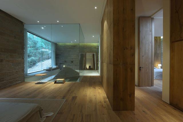Bathroom Shelf Design