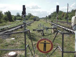 S-Bahnhof Wartenberg noch vor Kurzem - Die Bauarbeiten sollen ja bald abgeschlossen sein