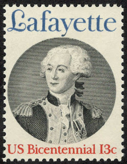 Marquis de Lafayette US Single