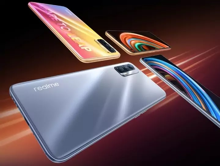 Realme X7 आणि Realme X7 Pro हे 5G स्मार्टफोन भारतात लाँच