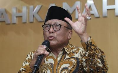 Prof Dr Supandi anak asli Desa Saentis
