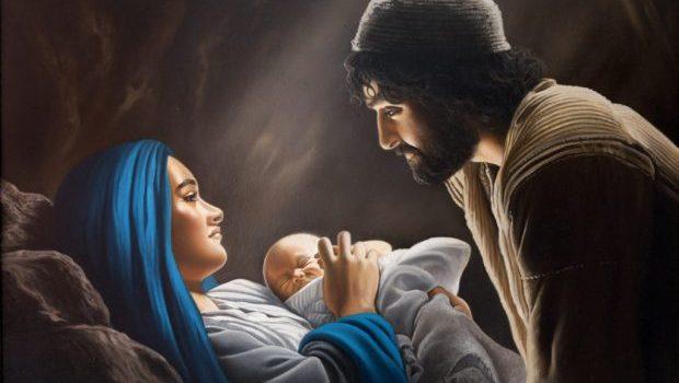 How do you imagine St Joseph?