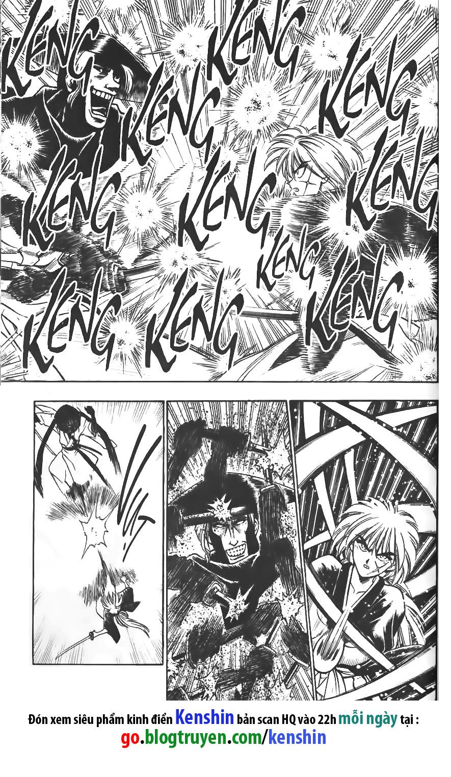Rurouni Kenshin chap 12 trang 10