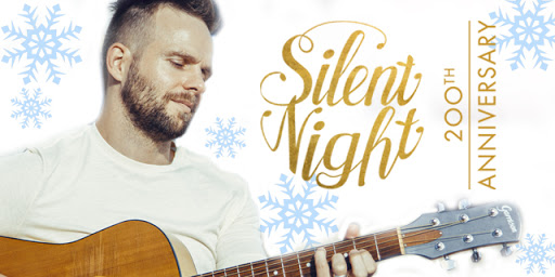 As part of the worldwide 'Silent Night 200' celebration, acclaimed out singer/songwriter Tom Goss and indie artist Liz DeRoche, have recorded their own rendition of the song to share with the LGBTQ community.