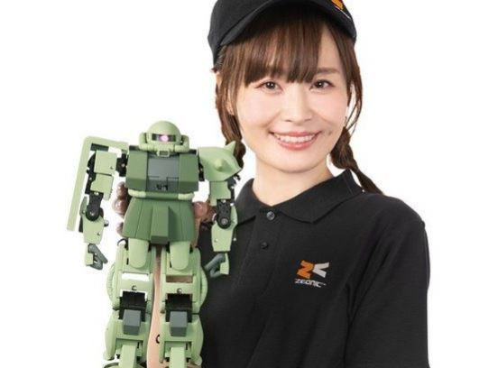 Keren! Jepang Berhasil Membuat Robot Anime Gundam Bergerak yang Kendalikan dengan Otak