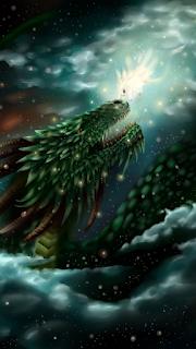 Dragon Mobile HD Wallpaper