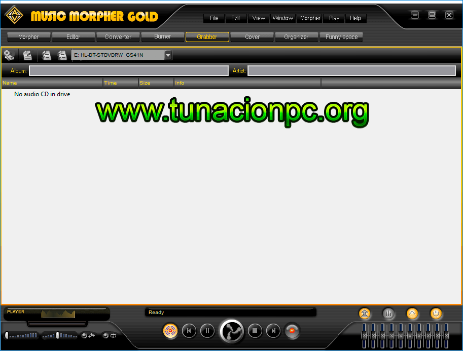 Descargar AV Music Morpher Gold Facil y Rapido