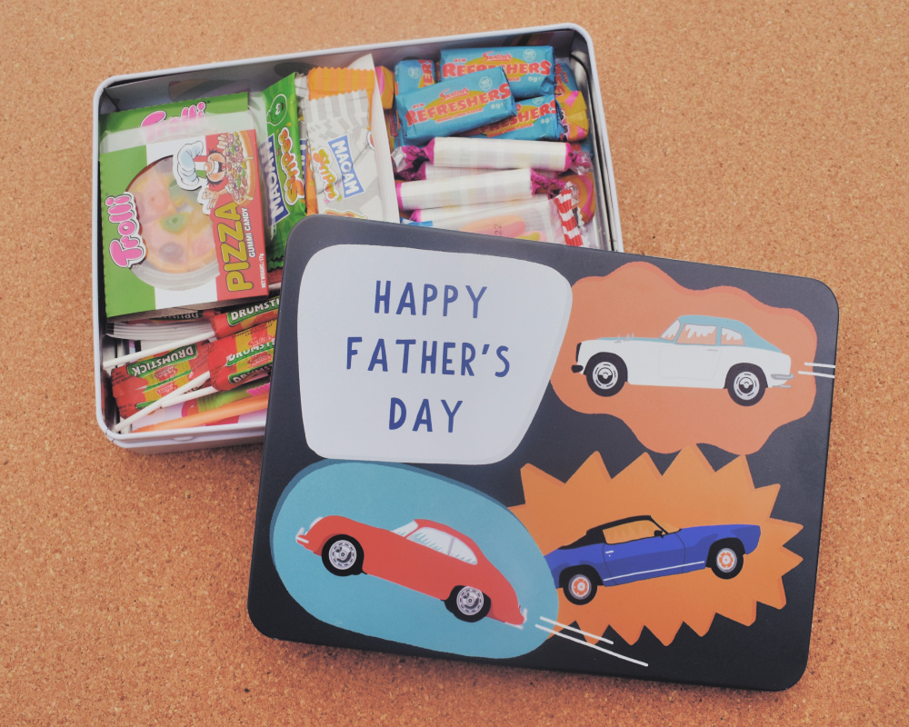 Proper Goose - Fathers Day Pick And Mix Tin