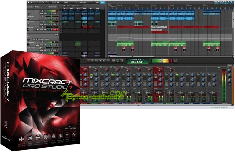 Mixcraft Pro Studio full