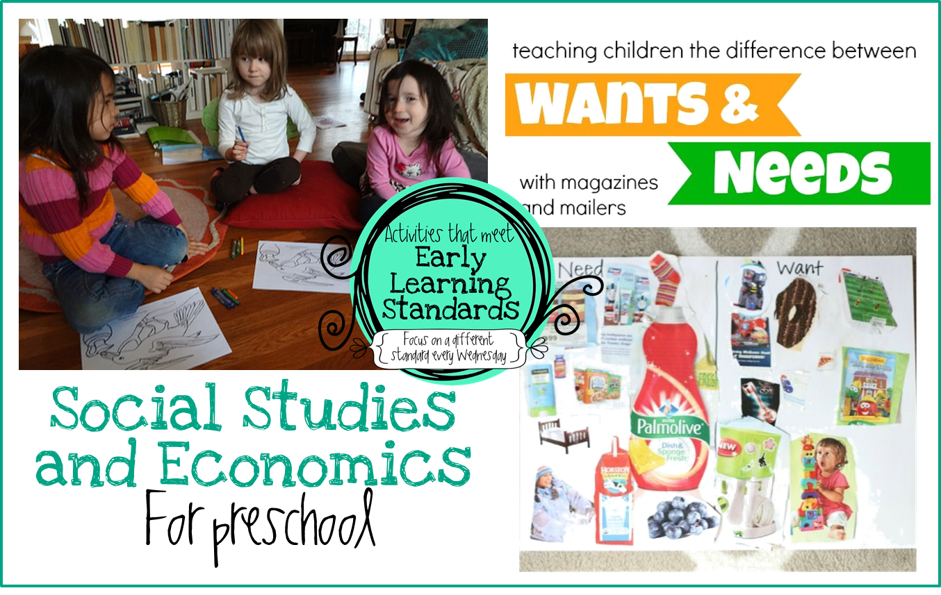 Preschool Ponderings Social Stu S Activities For Preschool