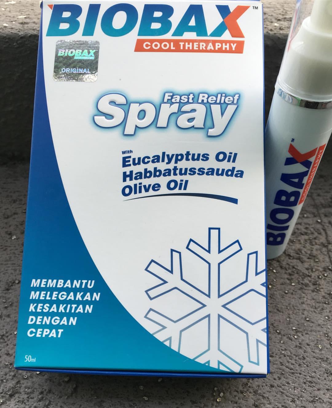 """ingatkan spray biasa biasa je. Ghupe ghupenya...."" - Heliza Helmi"