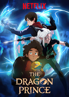 Download The Dragon Prince (2018) Season 1 Hindi Dual Audio Full Web Series HDRip 1080p | 720p | 480p | 300Mb | 700Mb | ESUB | {Hindi+English}