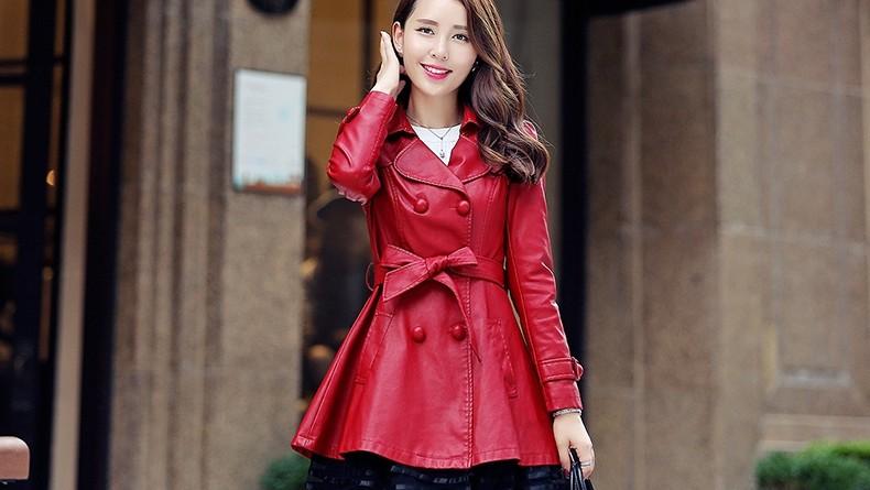 Mẫu áo khoác mùa đông đẹp cho phái nữ