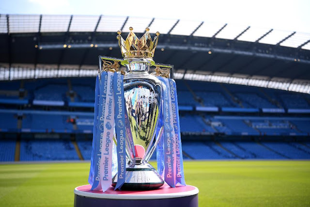 Which 4 teams do you think will finish in the top 4 places in the EPL 2019-20?