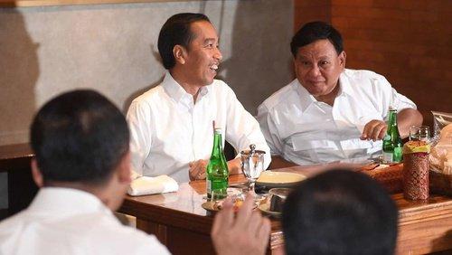 Jokowi dan Prabowo Sama-sama Untung