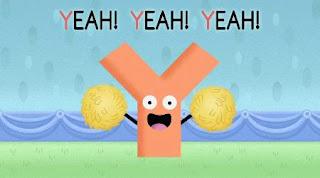Why Do I Love the Letter Y. Sesame Street Alphabet Songs