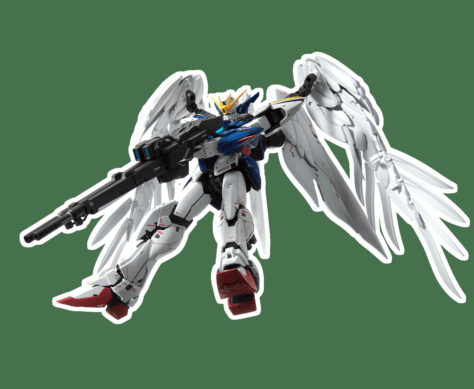 Whats New From Mg 1 100 Wing Gundam Zero Ew Ver Ka 2004 Vs 2020