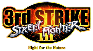 Street Fighter 30th Anniversary Collection - Street Fighter III - 3rd Strike - Logo
