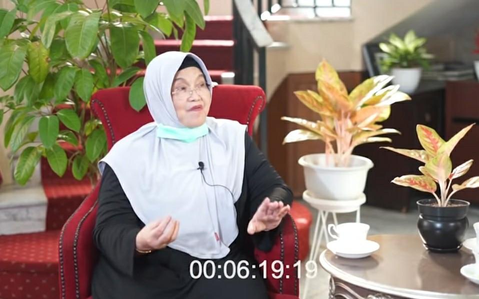 Blak-blakan Singgung 'Kelinci Percobaan' Vaksin, Eks Menkes Siti Fadilah: Kita Tidak Tahu...