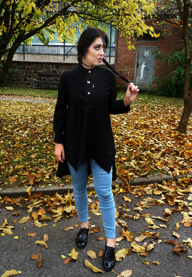 rosewholesale.com rosegal.com everythin-kate.cz blogger halloween outfit ootd