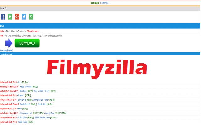 FilmyZilla Download Bollywood, Hollywood Hindi Dubbed Movies