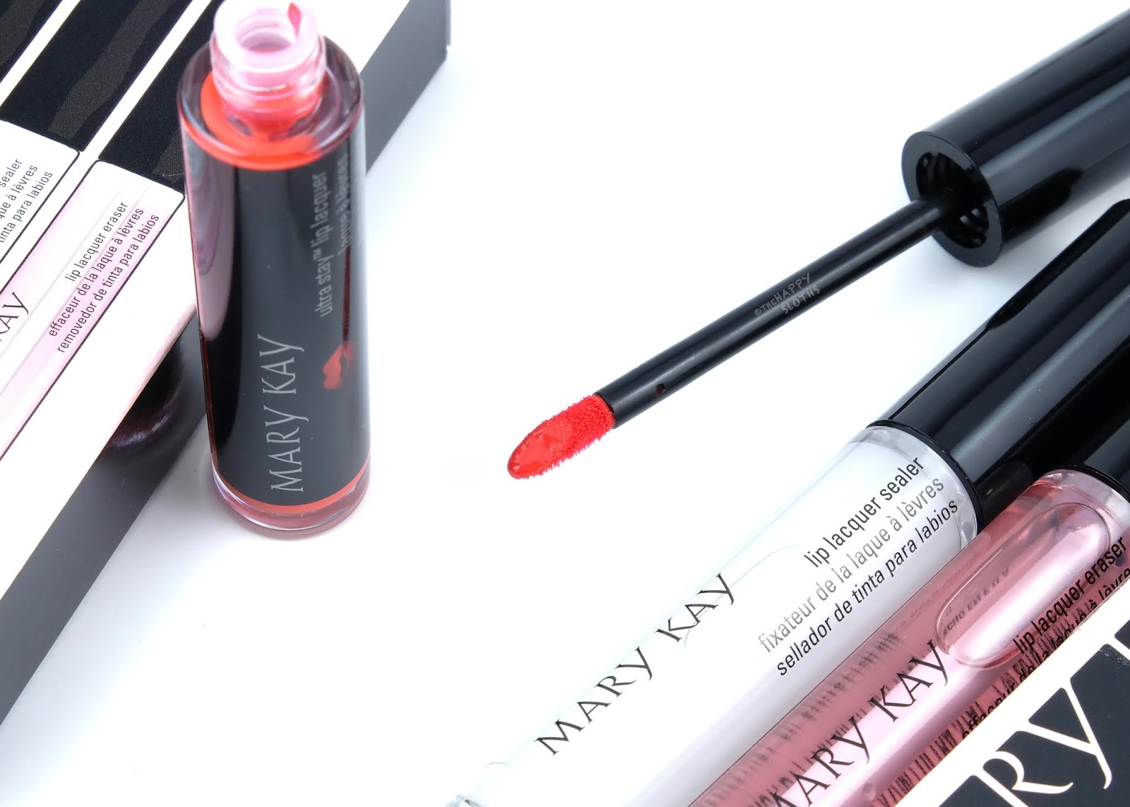 Mary Kay | Holiday 2019 Limited Edition Ultra Stay Lip Lacquer Kit: Review and Swatches