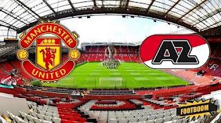 Манчестер Юнайтед - АЗ Алкмар смотреть онлайн бесплатно 12 декабря 2019 прямая трансляция в 23:00 МСК.