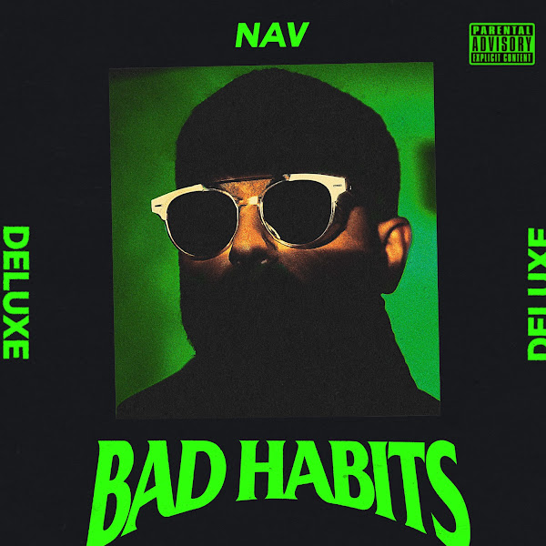 NAV - Bad Habits (Deluxe) Cover