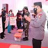 Kapolri, Wujudkan Sinergitas TNI-Polri Untuk Menekan Pertumbuhan Covid-19
