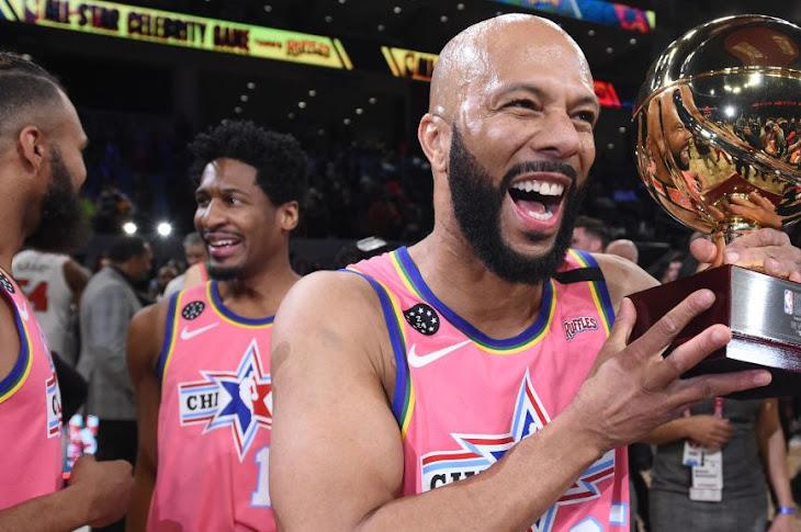 Common Wins Celebrity Game MVP