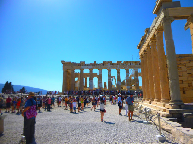 what to see in athens in one day