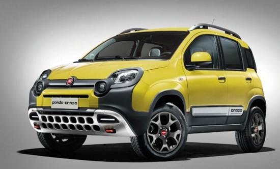 2017 Fiat Panda Cross Redesign