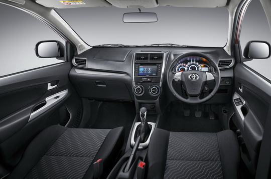 Fitur Grand New Veloz 1.3 Gambar Mobil Toyota Interior Avanza Tipe E G Dan ...