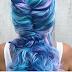 30 Penteados de Noivas com Cabelos Coloridos